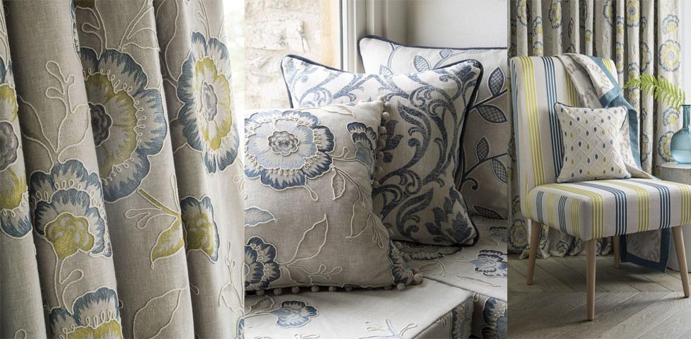Clarke & Clarke Designer Fabric And Wallpaper