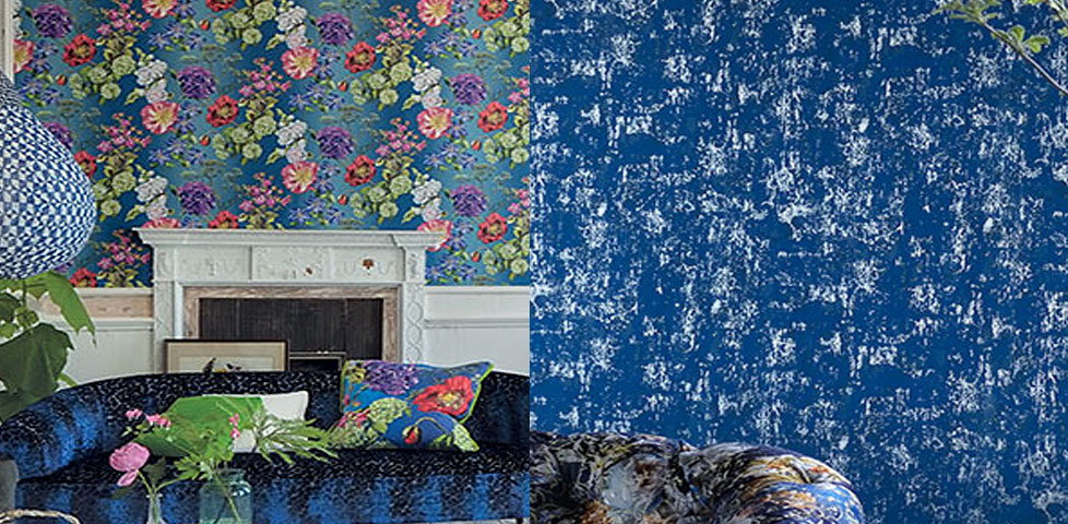 Alexandria Wallcoverings From Designers Guild