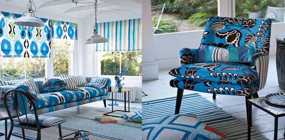 Miami Fabrics From Designers Guild