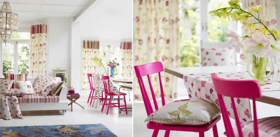 Harmony Fabrics From Prestigious Textiles