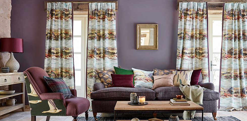 Sanderson Elysian collection
