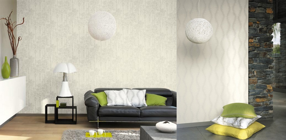 Vancouver fabric wallpapers from casadeco for Home wallpaper vancouver