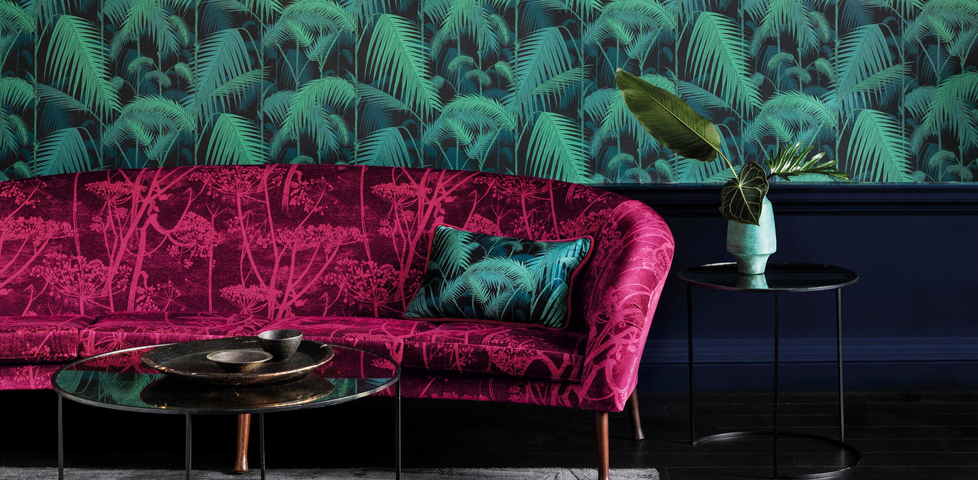 Cole and Son Contemporary Wallpapers Slider 2