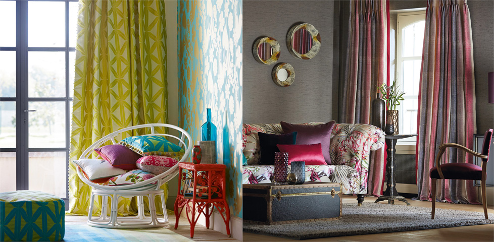 Harlequin Amazilia Fabric Slider 2