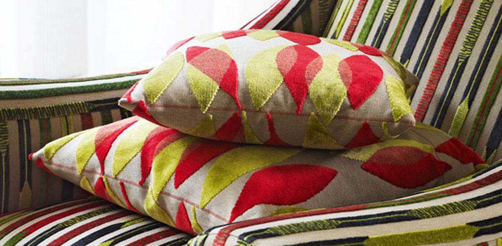 Laszlo Fabrics From Sanderson