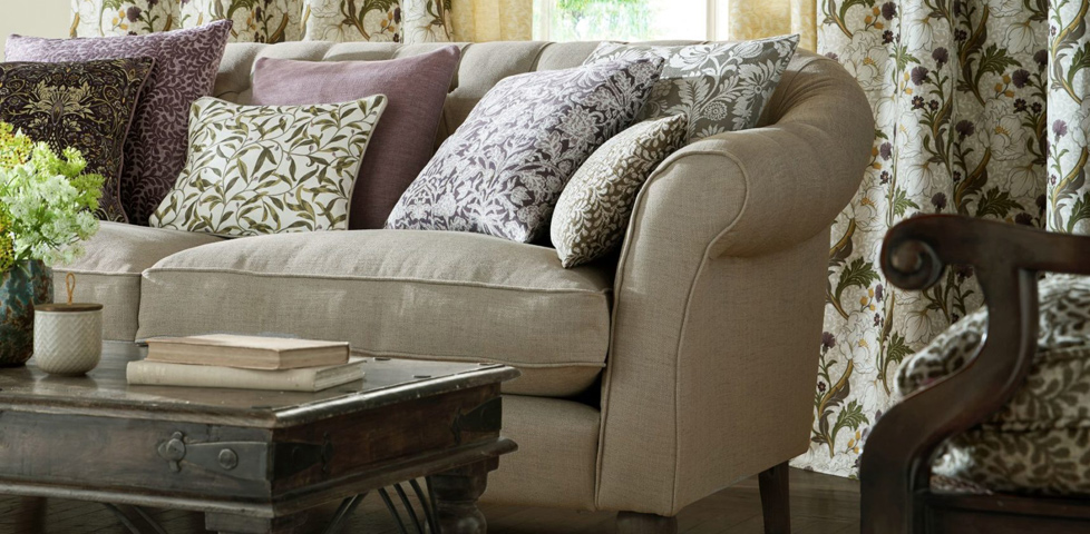 Ashley Wilde Roseberry Manor Fabric Slider 1