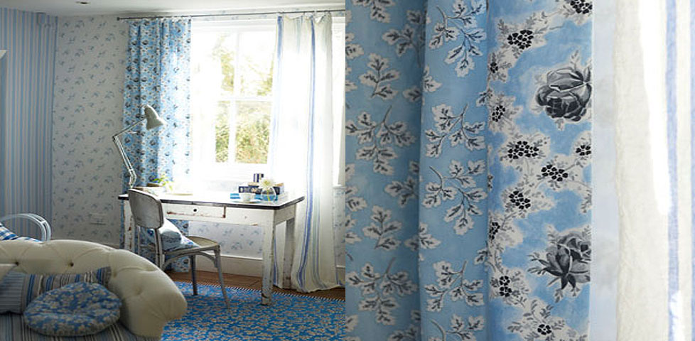 Country Fabrics From Designers Guild