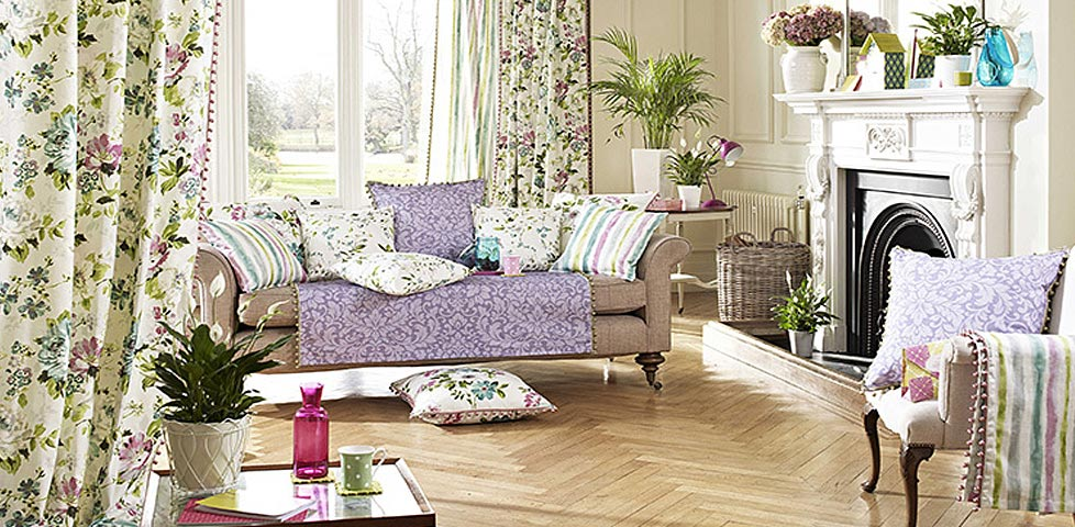 Prestigious Textiles Italian Garden Collection 2