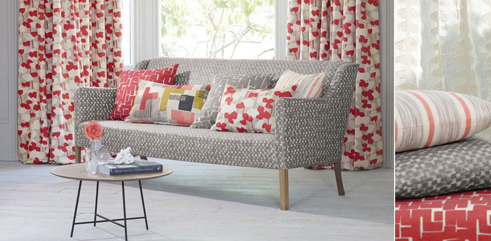 Etta Fabrics From Villa Nova