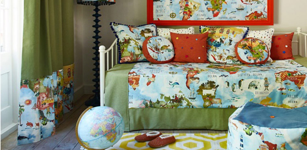 Prestigious Textiles My World Collection 2