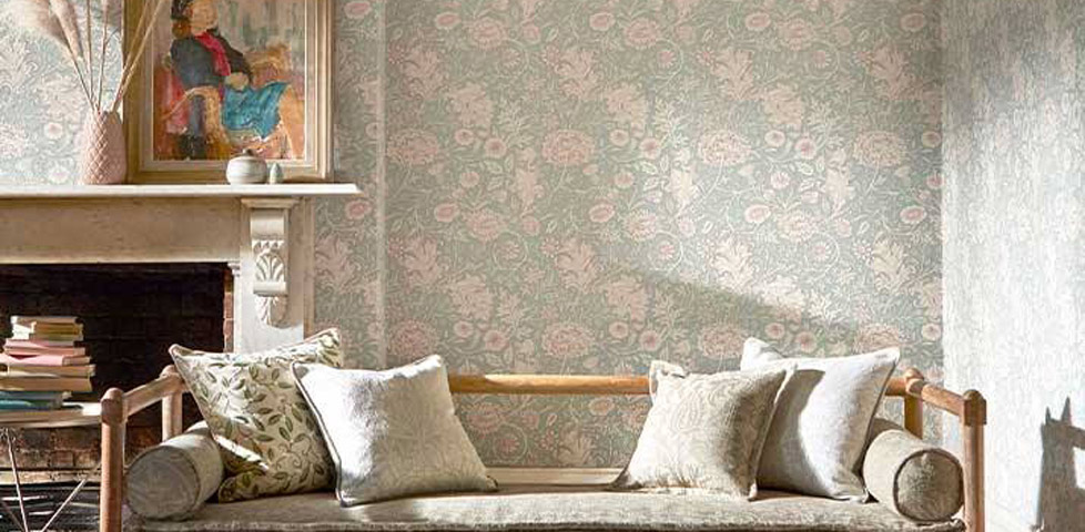 Morris and Co Melsetter Wallpaper