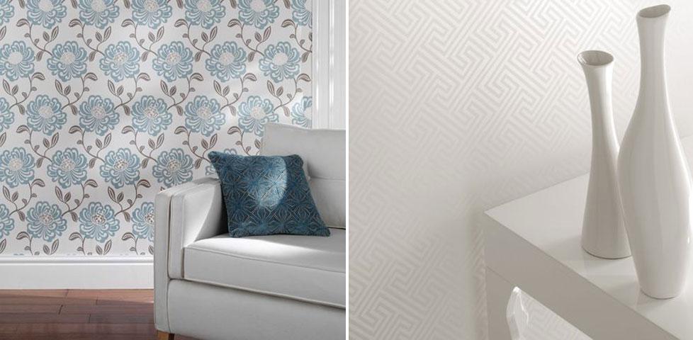 Viva wallpapers from clarke clarke for Wallpaper viva home