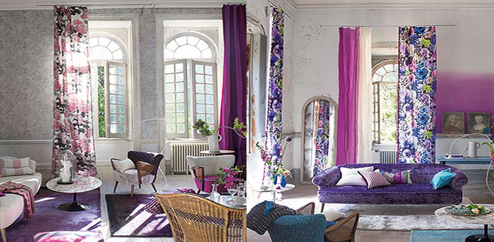 Pavonia Fabrics From Designers Guild