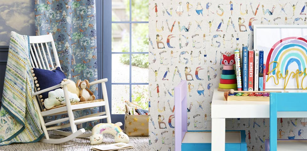 Voyage Maison Imaginations Fabric Slider 1