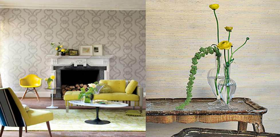 Nash Wallcoverings From Designers Guild