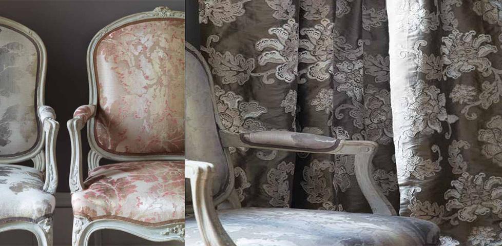 Colefax & Fowler Designer Fabric And Wallpaper
