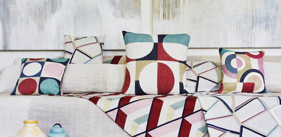 Prestigious Textiles Abstract collection