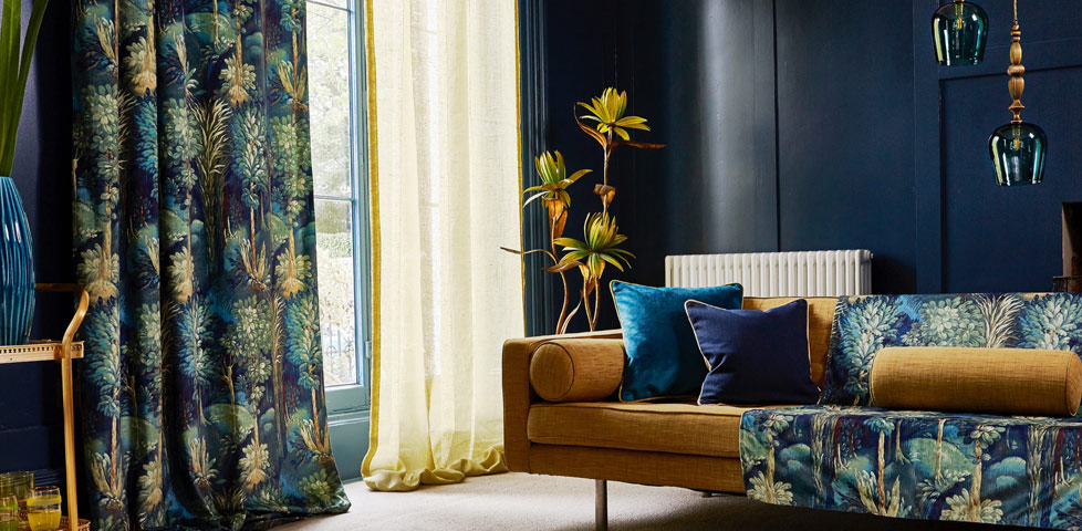 Prestigious Textiles Journey Beyond collection
