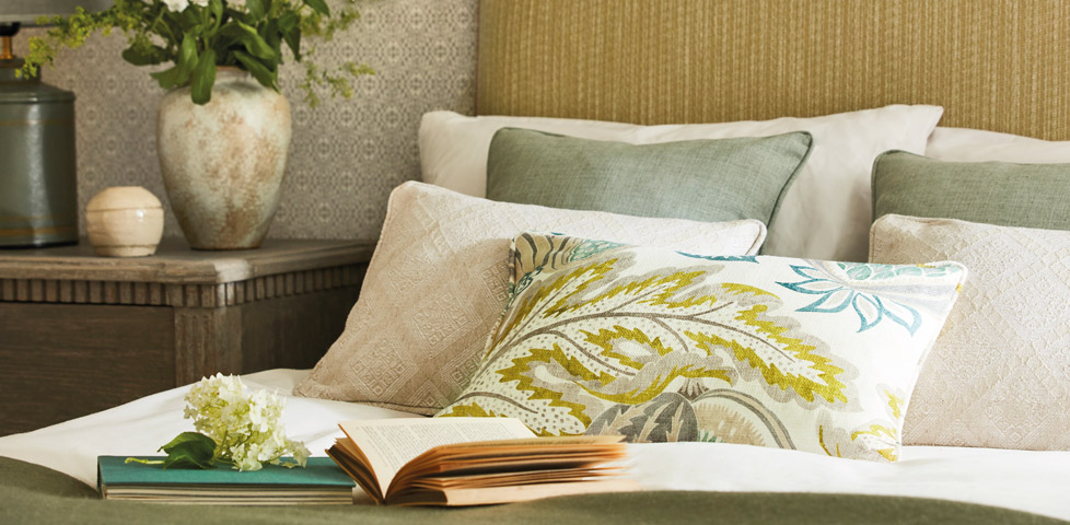 Sanderson Caspian Prints and Weaves Slider 2
