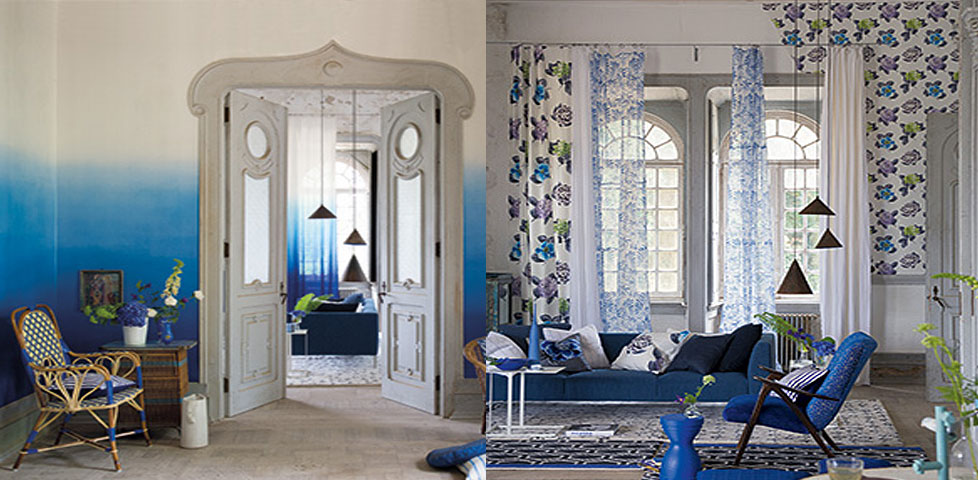 Castellani Wallcoverings From Designers Guild