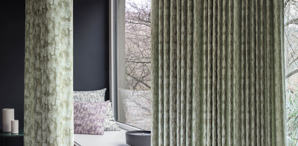 fire resistant views retardant curtains fiesta roomshot fabrics more direct curtain flame lime turquoise