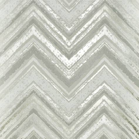 Prestigious Textiles Aspect Wallpaper Expression Wallpaper - Silver Shadow - 1659/964