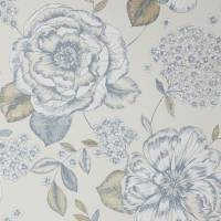 Mirella Wallpaper - Porcelain