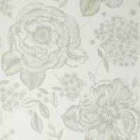 Mirella Wallpaper - Chalk