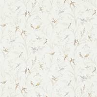 Tuileries Wallpaper - Taupe/Multi