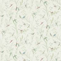 Tuileries Wallpaper - Willow/Multi