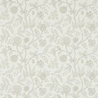 Solaine Wallpaper - Cream/Pewter