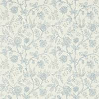 Solaine Wallpaper - Calico/Wedgewood