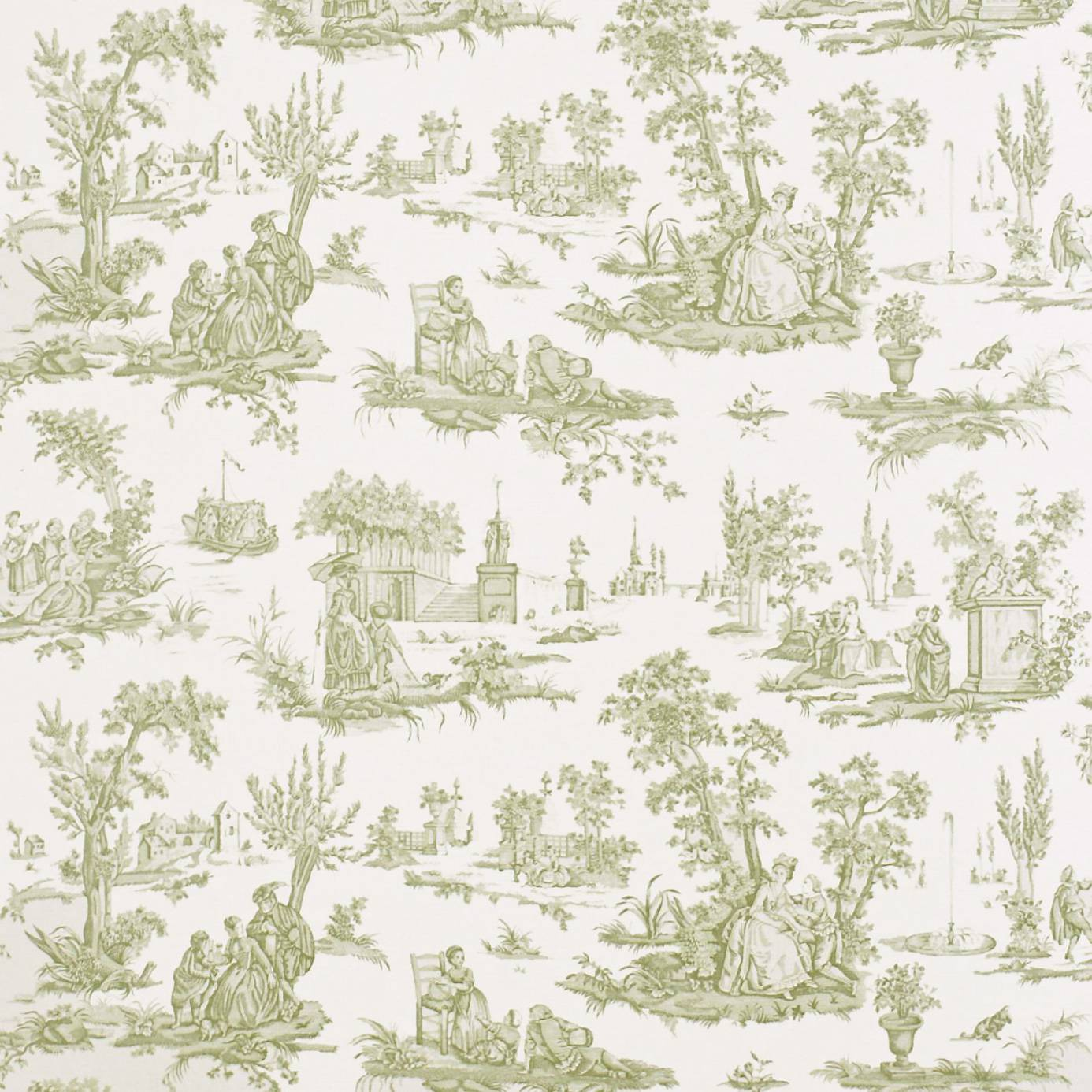 Cape Cod Toile Fabrics Wallpaper Custom Carpets Plllows Joan