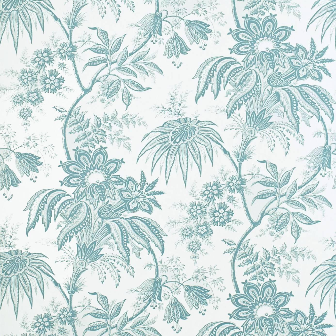 Sanderson Toile Wallpapers Jacobean Wallpaper
