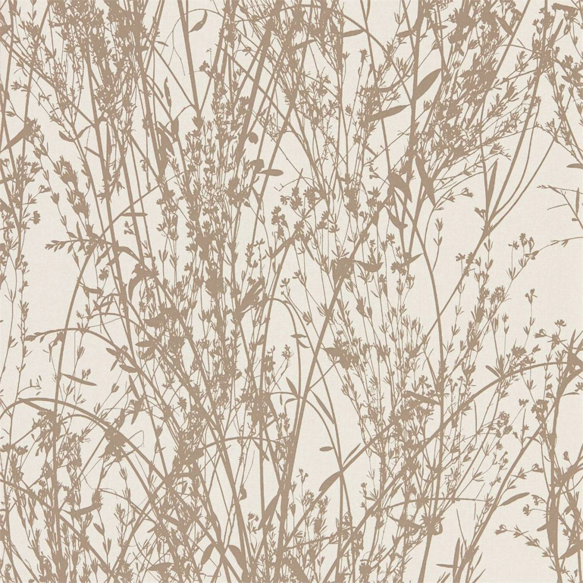 Meadow Canvas Wallpaper Gilver Linen 215693