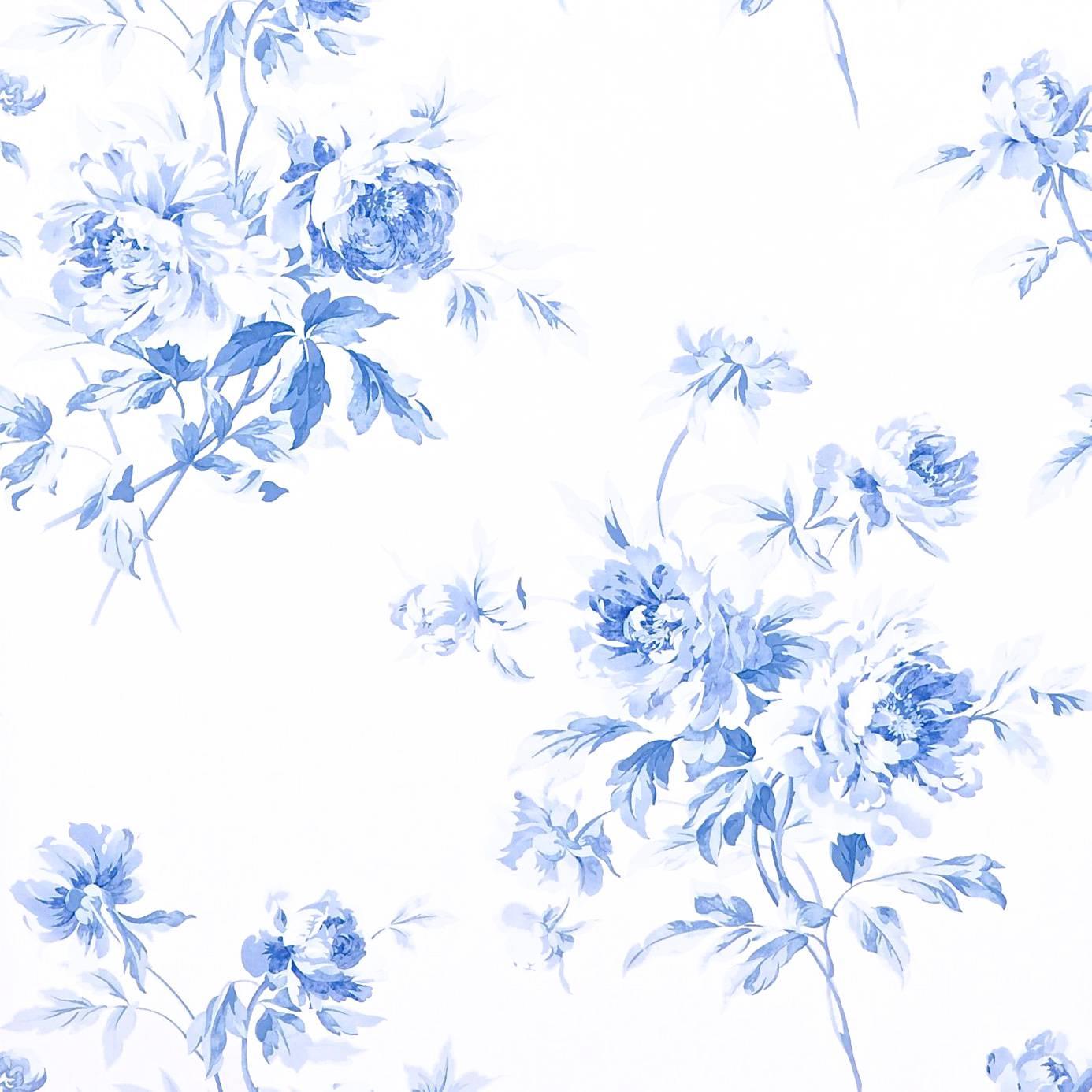 adele wallpaper   indigo blue dcavad105   sanderson
