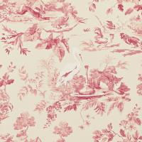 Aesop's Fables Wallpaper - Pink
