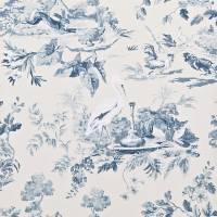 Aesop's Fables Wallpaper - Blue