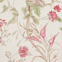 Mauritius Wallpaper - Rose/Cream