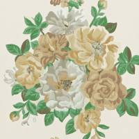 Midsummer Rose Wallpaper - Forest