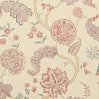 Palampore Wallpaper - Mauve/Rose