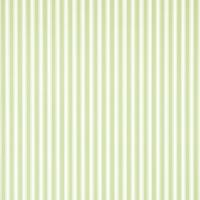 New Tiger Stripe Wallpaper - Leaf Green/Ivory