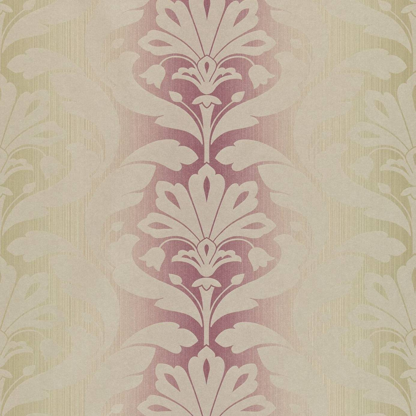 Sanderson Options 10 Wallpapers Delaunay Damask Wallpaper - Plum -  DOPWDE102. Loading zoom - Delaunay Damask Wallpaper - Plum (DOPWDE102) - Sanderson Options