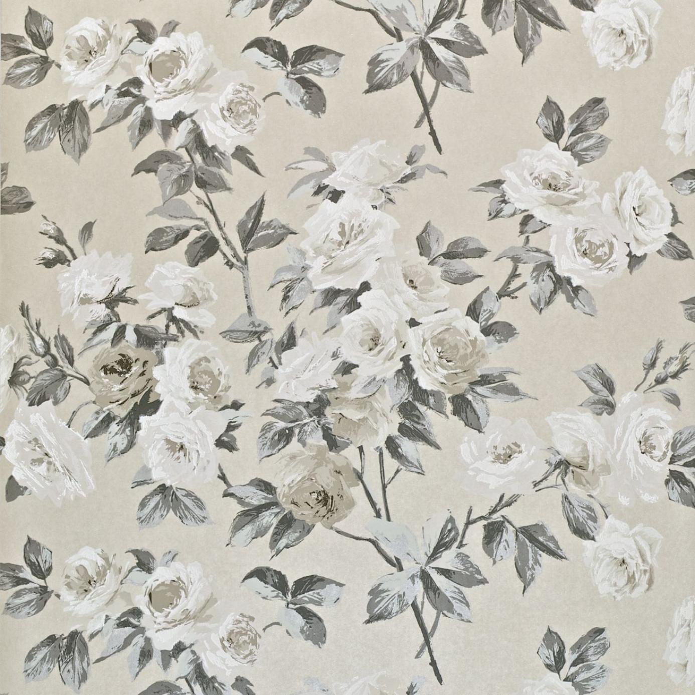 Pin Home Wallpapers Sanderson Vintage Wallpapers Primavera