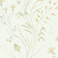 Summer Harvest Wallpaper - Silver Corn