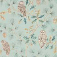 Owlswick Wallpaper - Whitstable Blue