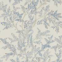 Farthing Wood Wallpaper - Cobalt
