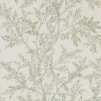 Farthing Wood Wallpaper - Sage Grey