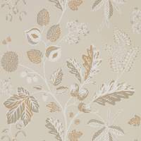 Warwick Wallpaper - Linen