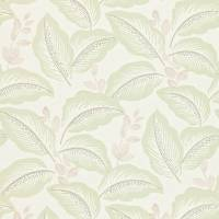 Box Hill Wallpaper - Green